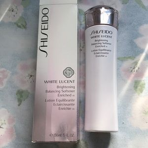 Shiseido White Lucent Brightening Softener NIB